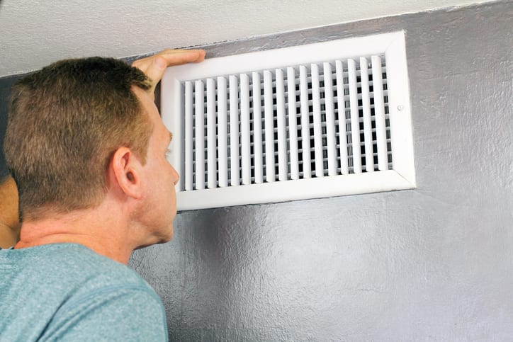 Why Is There Water in My Air Ducts?