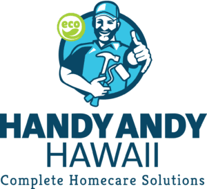 Handy Andy Hawaii Logo (Vertical)