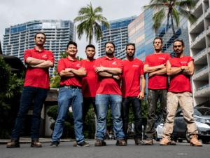 Rescue One Restoration Team